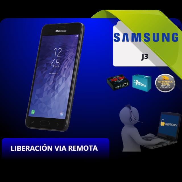 Liberación Samsung Galaxy J3